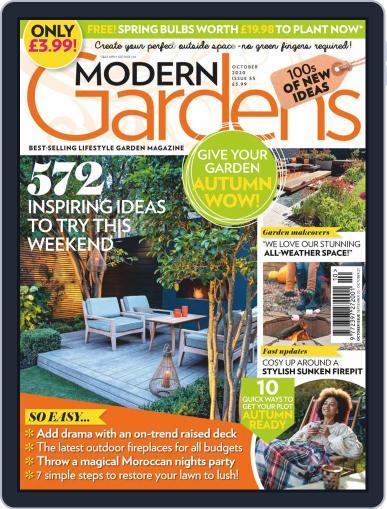 Modern Gardens (Digital) October 1st, 2020 Issue Cover