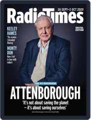 Radio Times (Digital) Subscription September 26th, 2020 Issue