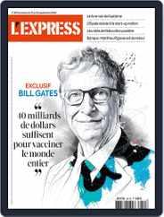 L'express (Digital) Subscription September 17th, 2020 Issue