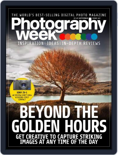 Photography Week (Digital) September 17th, 2020 Issue Cover
