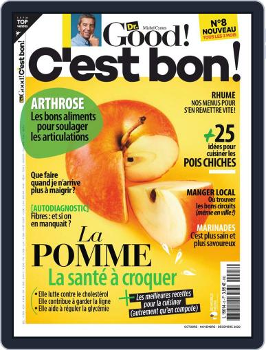 Dr Good ! C'est bon ! (Digital) October 1st, 2020 Issue Cover