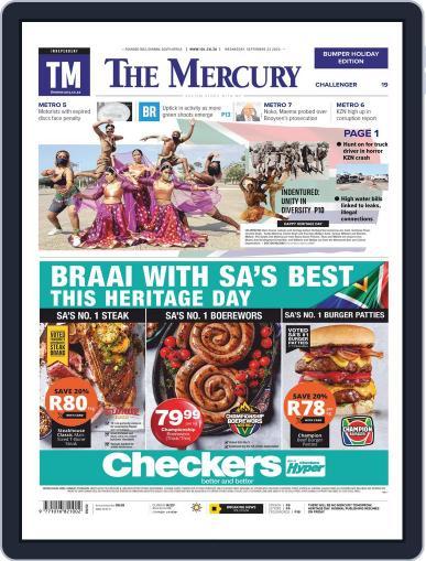 Mercury September 23rd, 2020 Digital Back Issue Cover