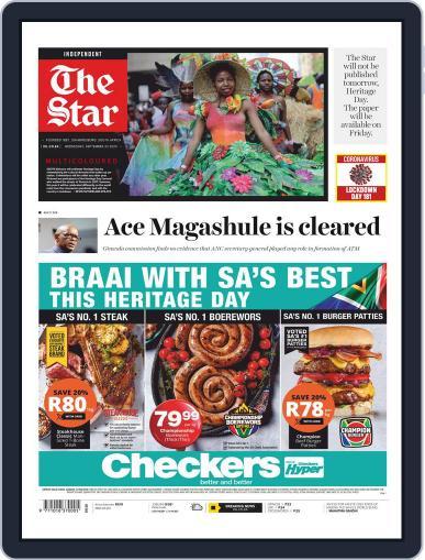 Star South Africa (Digital) September 23rd, 2020 Issue Cover