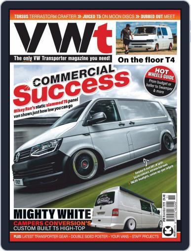 VWt (Digital) November 1st, 2020 Issue Cover