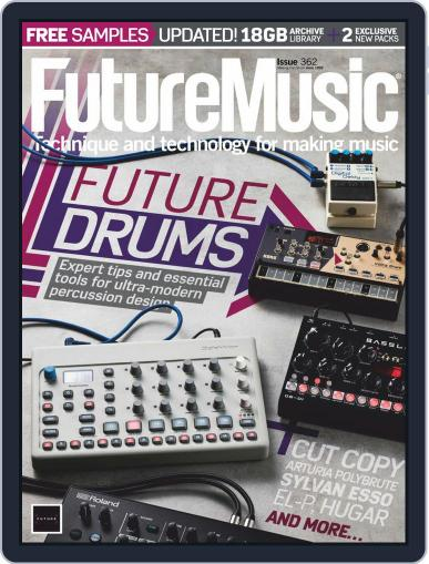 Future Music (Digital) October 2nd, 2020 Issue Cover
