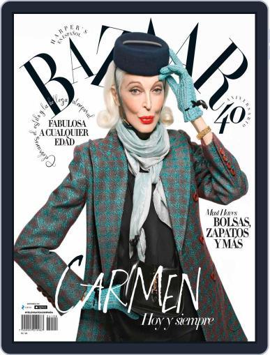 Harper's Bazaar México (Digital) October 1st, 2020 Issue Cover