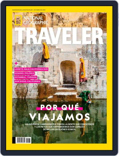 National Geographic Traveler México October 1st, 2020 Digital Back Issue Cover