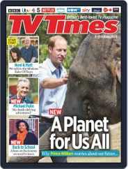 TV Times (Digital) Subscription October 3rd, 2020 Issue