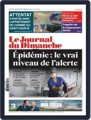 Le Journal du dimanche (Digital) Subscription September 27th, 2020 Issue