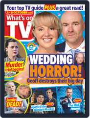 What's on TV (Digital) Subscription October 3rd, 2020 Issue