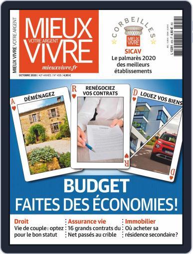 Mieux Vivre Votre Argent (Digital) October 1st, 2020 Issue Cover