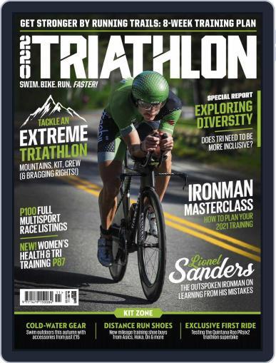 220 Triathlon (Digital) November 1st, 2020 Issue Cover