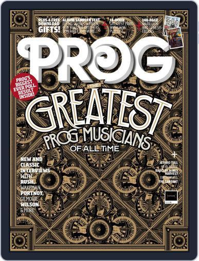 Prog (Digital) September 25th, 2020 Issue Cover
