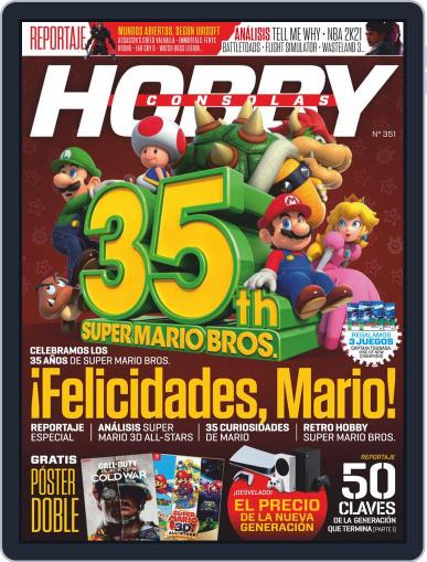 Hobby Consolas (Digital) October 1st, 2020 Issue Cover