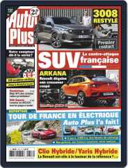 Auto Plus France (Digital) Subscription September 25th, 2020 Issue