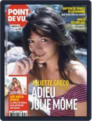 Point De Vue (Digital) Subscription September 30th, 2020 Issue