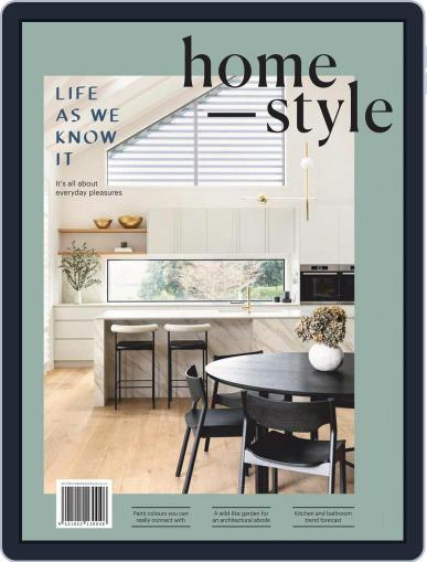 homestyle New Zealand October 1st, 2020 Digital Back Issue Cover