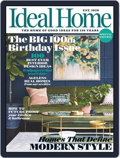 Ideal Home November 1st, 2020 Digital Back Issue Cover
