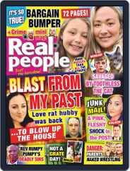 Real People (Digital) Subscription October 1st, 2020 Issue