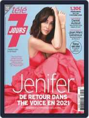 Télé 7 Jours (Digital) Subscription October 3rd, 2020 Issue