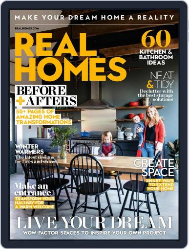 Real Homes (Digital) November 1st, 2020 Issue Cover
