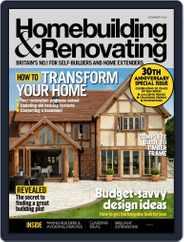 Homebuilding & Renovating (Digital) Subscription November 1st, 2020 Issue