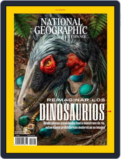 National Geographic México (Digital) October 1st, 2020 Issue Cover
