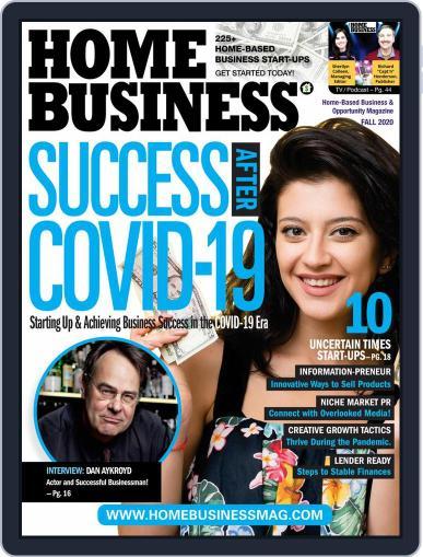 Home Business September 1st, 2020 Digital Back Issue Cover