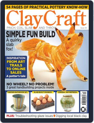ClayCraft (Digital) September 15th, 2020 Issue Cover