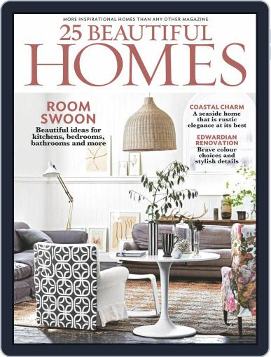 25 Beautiful Homes (Digital) November 1st, 2020 Issue Cover