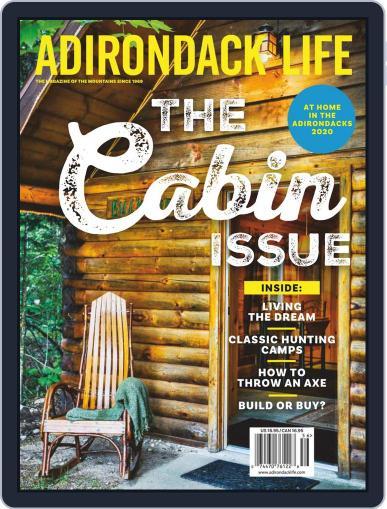 Adirondack Life September 10th, 2020 Digital Back Issue Cover