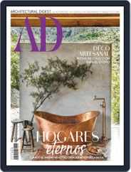 Architectural Digest Mexico (Digital) Subscription October 1st, 2020 Issue