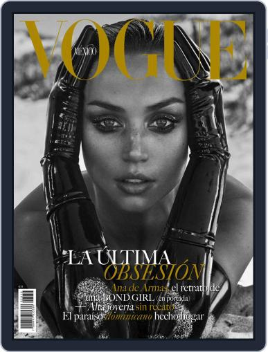 Vogue Mexico (Digital) October 1st, 2020 Issue Cover