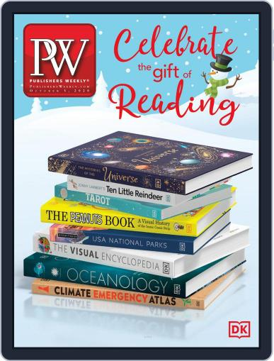 Publishers Weekly (Digital) October 5th, 2020 Issue Cover