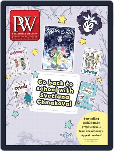 Publishers Weekly (Digital) September 28th, 2020 Issue Cover