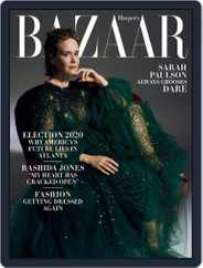 Harper's Bazaar (Digital) Subscription October 1st, 2020 Issue