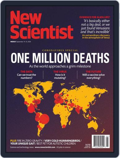 New Scientist (Digital) September 19th, 2020 Issue Cover