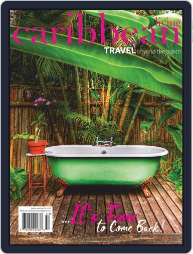 Caribbean Living September 1st, 2020 Digital Back Issue Cover