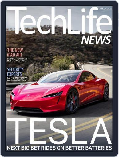 Techlife News (Digital) September 26th, 2020 Issue Cover