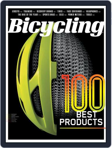 Bicycling (Digital) September 18th, 2020 Issue Cover