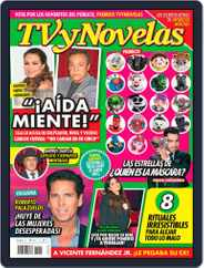 TV y Novelas México (Digital) Subscription October 5th, 2020 Issue