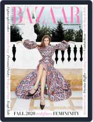 Harper's Bazaar Singapore (Digital) Subscription October 1st, 2020 Issue