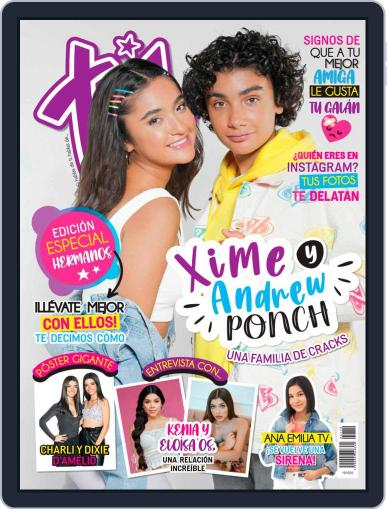 Tú México (Digital) October 19th, 2020 Issue Cover