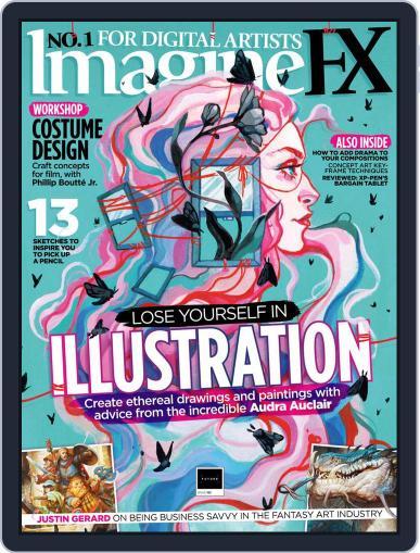 ImagineFX (Digital) December 1st, 2020 Issue Cover