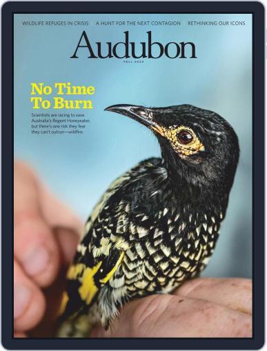 Audubon (Digital) September 8th, 2020 Issue Cover