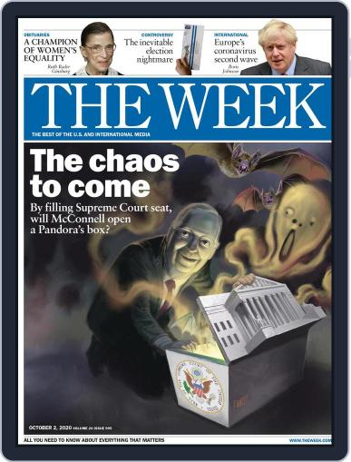 The Week October 2nd, 2020 Digital Back Issue Cover