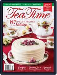 TeaTime (Digital) Subscription November 1st, 2020 Issue