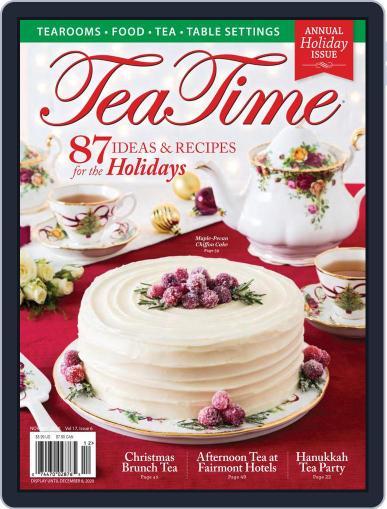 TeaTime (Digital) November 1st, 2020 Issue Cover