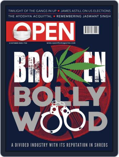 Open India October 2nd, 2020 Digital Back Issue Cover