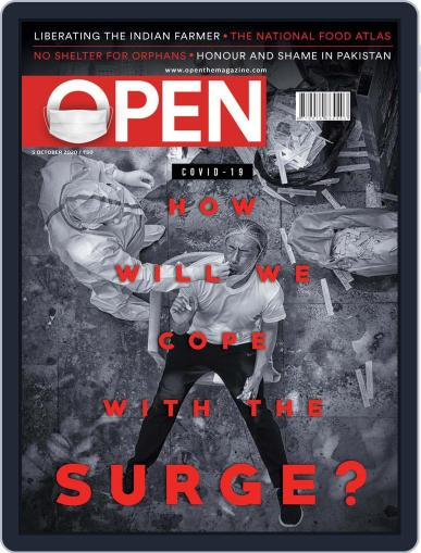 Open India September 25th, 2020 Digital Back Issue Cover
